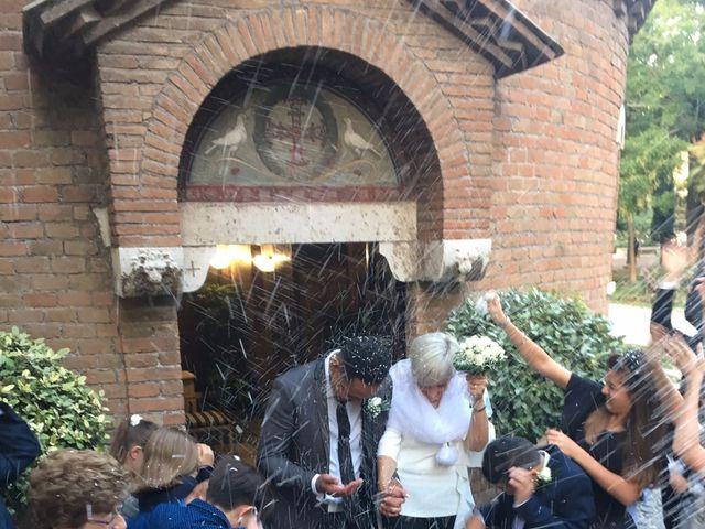 Il matrimonio di Cesar e Claudia a Roma, Roma 4