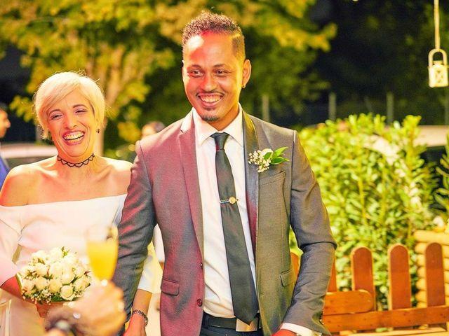 Le nozze di Claudia e Cesar