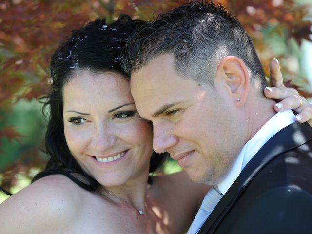 le nozze di Giuseppe e Barbara