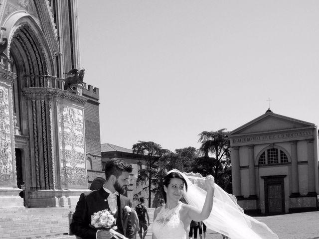 Il matrimonio di Joele e Eleonora a Montecchio, Terni 4