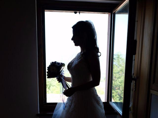 Il matrimonio di Joele e Eleonora a Montecchio, Terni 7