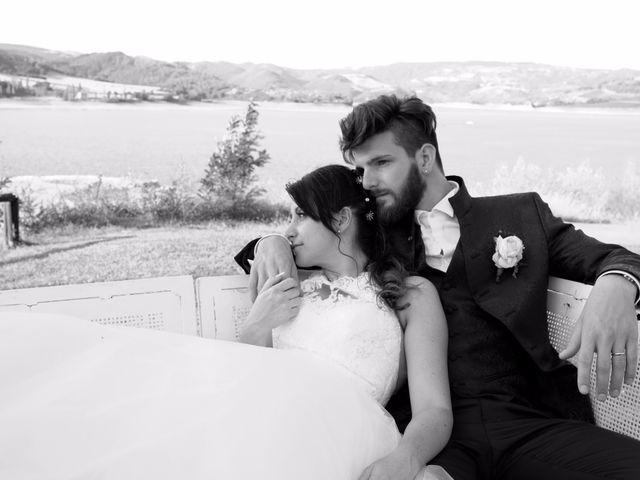 Il matrimonio di Joele e Eleonora a Montecchio, Terni 1