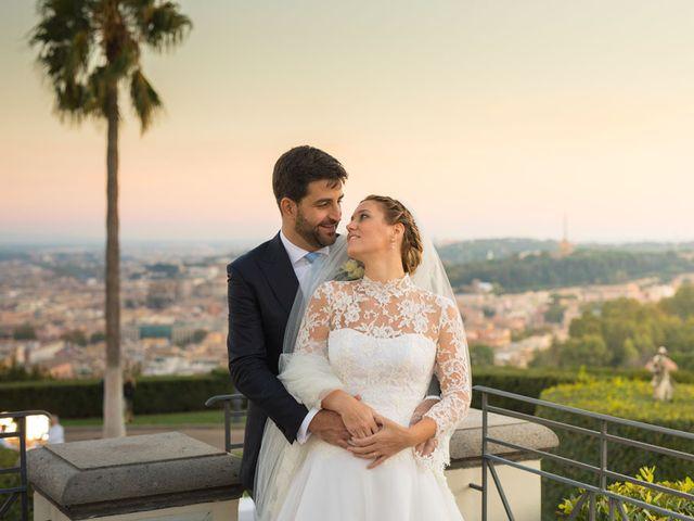 Le nozze di Federica e Miguel