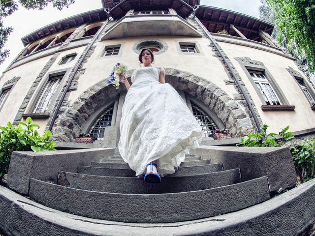 Il matrimonio di Fabio e Luana a Mapello, Bergamo 30