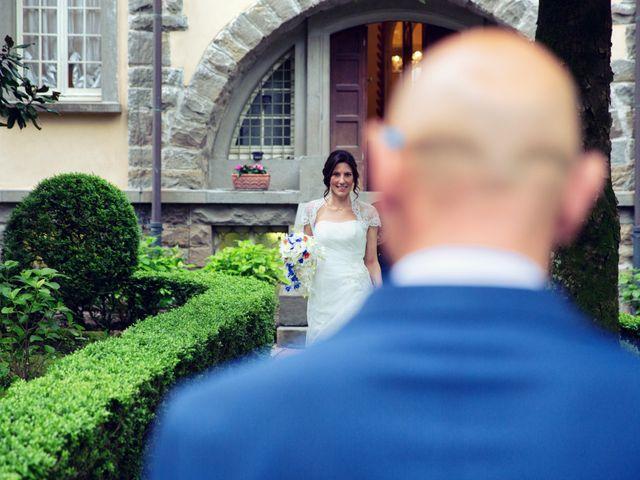 Il matrimonio di Fabio e Luana a Mapello, Bergamo 31