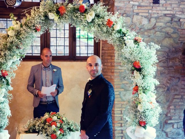 Il matrimonio di Fabio e Luana a Mapello, Bergamo 32