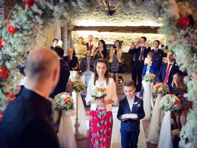 Il matrimonio di Fabio e Luana a Mapello, Bergamo 33