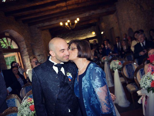 Il matrimonio di Fabio e Luana a Mapello, Bergamo 34