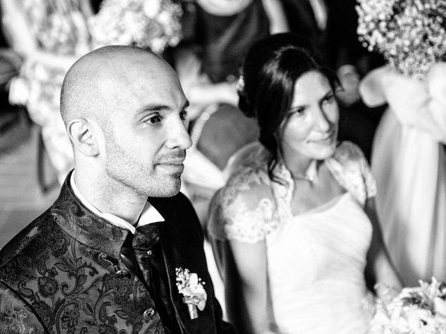 Il matrimonio di Fabio e Luana a Mapello, Bergamo 37