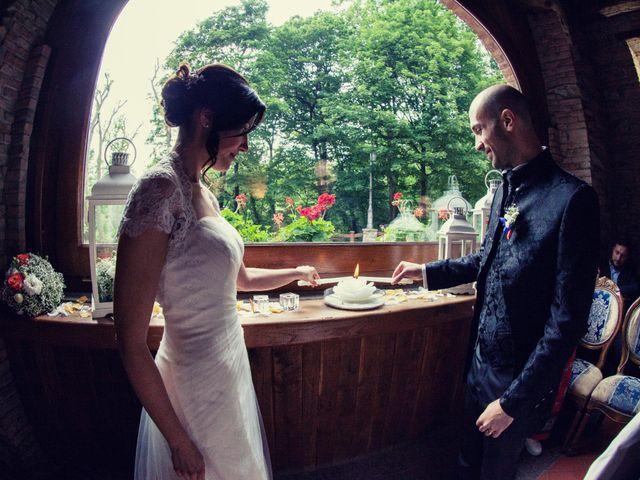 Il matrimonio di Fabio e Luana a Mapello, Bergamo 45