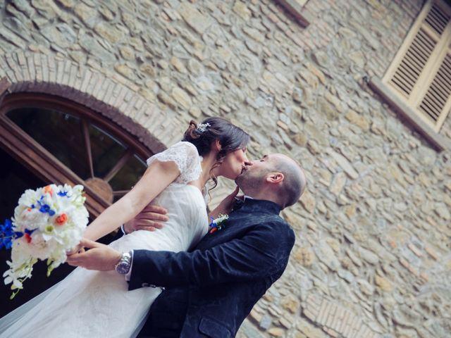 Il matrimonio di Fabio e Luana a Mapello, Bergamo 49