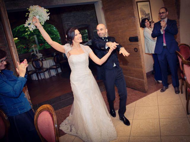 Il matrimonio di Fabio e Luana a Mapello, Bergamo 51