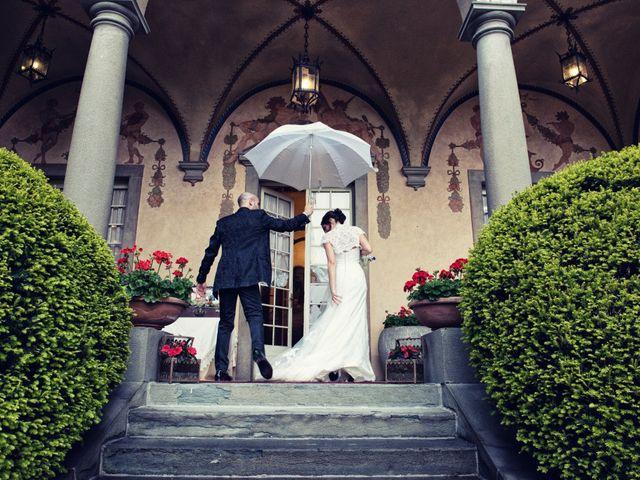 Il matrimonio di Fabio e Luana a Mapello, Bergamo 53