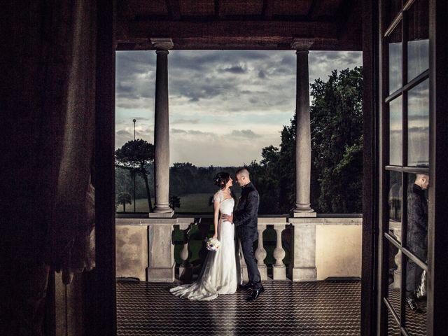 Il matrimonio di Fabio e Luana a Mapello, Bergamo 58