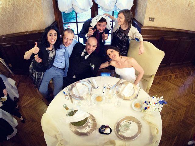 Il matrimonio di Fabio e Luana a Mapello, Bergamo 60