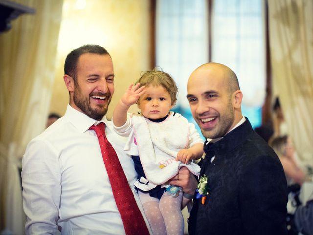 Il matrimonio di Fabio e Luana a Mapello, Bergamo 61