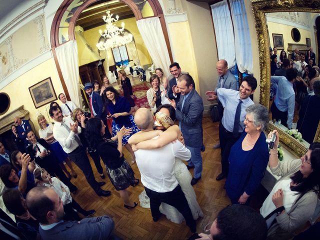 Il matrimonio di Fabio e Luana a Mapello, Bergamo 63
