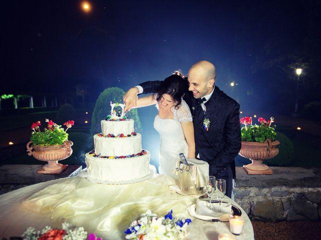 Il matrimonio di Fabio e Luana a Mapello, Bergamo 70