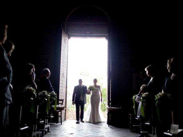 Il matrimonio di Luigi e Cristina a Monteveglio, Bologna 6