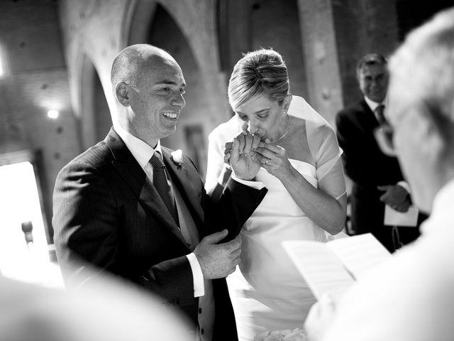 Il matrimonio di Luigi e Cristina a Monteveglio, Bologna 10