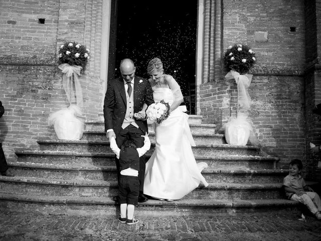 Il matrimonio di Luigi e Cristina a Monteveglio, Bologna 12