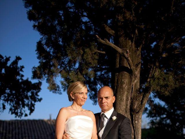 Il matrimonio di Luigi e Cristina a Monteveglio, Bologna 13