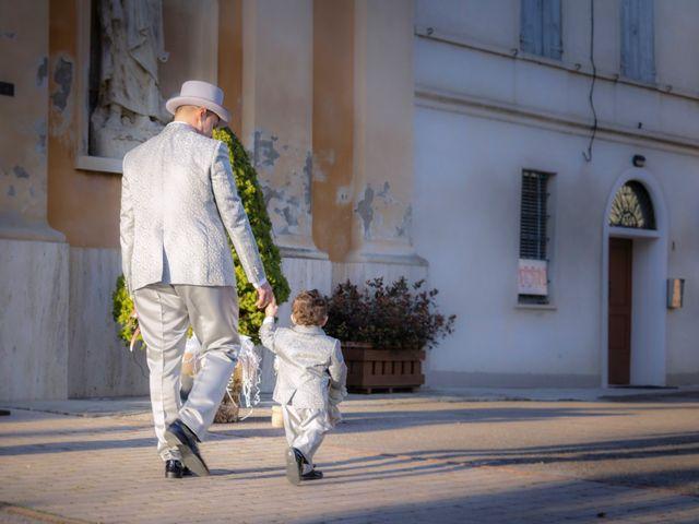 Il matrimonio di Matteo e Marika a Valeggio sul Mincio, Verona 6