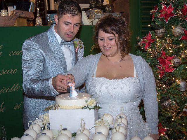 Il matrimonio di Matteo e Marika a Valeggio sul Mincio, Verona 22
