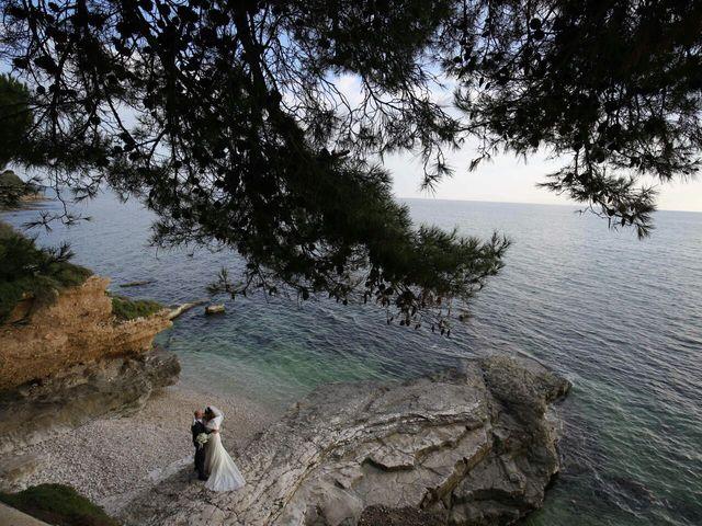 Il matrimonio di Leonardo e Claudia a Manfredonia, Foggia 2