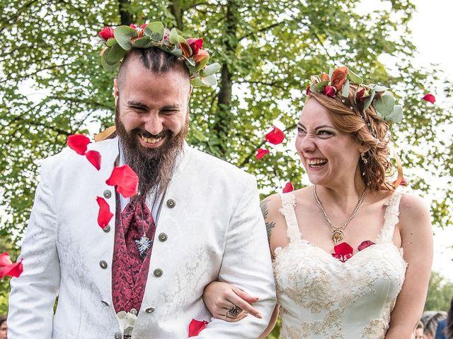 le nozze di Ambra e Eugenio