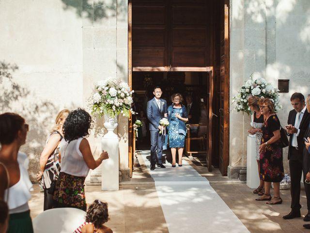 Il matrimonio di Andrea e Fabiana a Ragusa, Ragusa 39