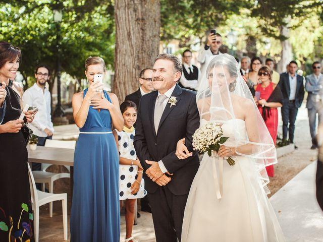 Il matrimonio di Andrea e Fabiana a Ragusa, Ragusa 40