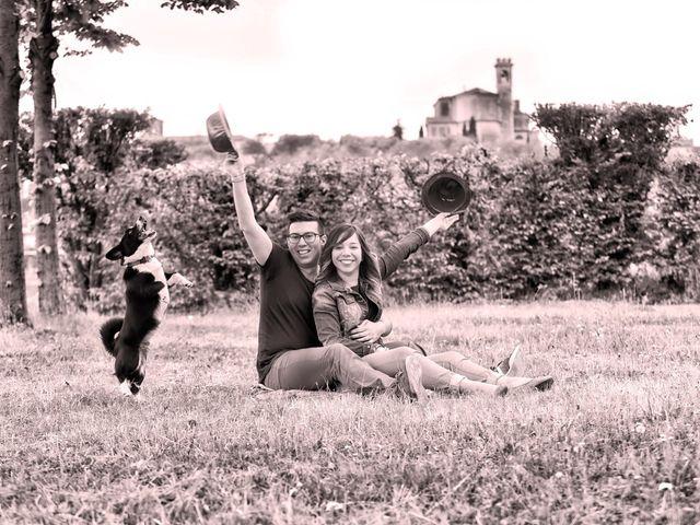Il matrimonio di Cristian e Francesca a Carpenedolo, Brescia 5