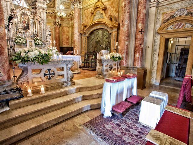 Il matrimonio di Cristian e Francesca a Carpenedolo, Brescia 25