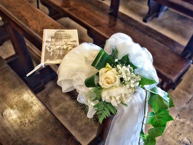 Il matrimonio di Cristian e Francesca a Carpenedolo, Brescia 27