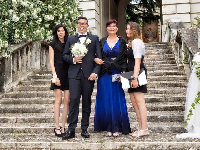 Il matrimonio di Cristian e Francesca a Carpenedolo, Brescia 29