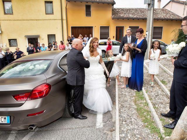 Il matrimonio di Cristian e Francesca a Carpenedolo, Brescia 31