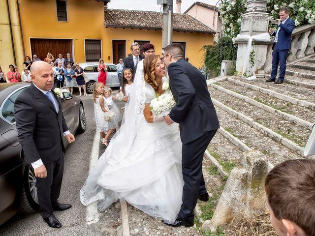 Il matrimonio di Cristian e Francesca a Carpenedolo, Brescia 32