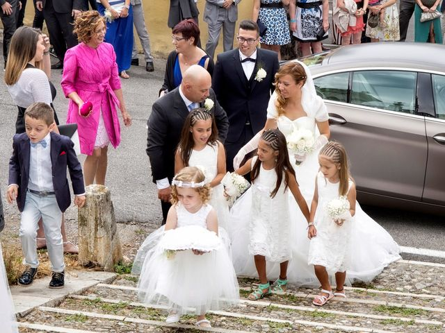 Il matrimonio di Cristian e Francesca a Carpenedolo, Brescia 33