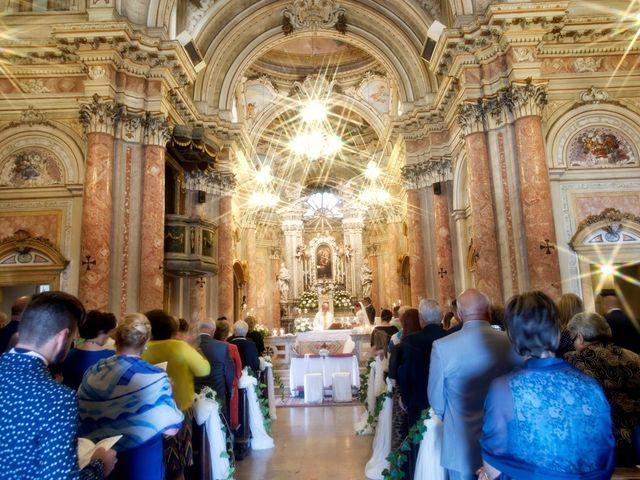 Il matrimonio di Cristian e Francesca a Carpenedolo, Brescia 35