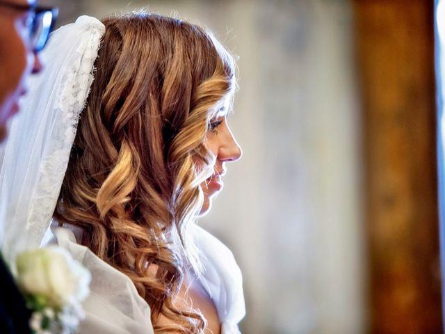 Il matrimonio di Cristian e Francesca a Carpenedolo, Brescia 36