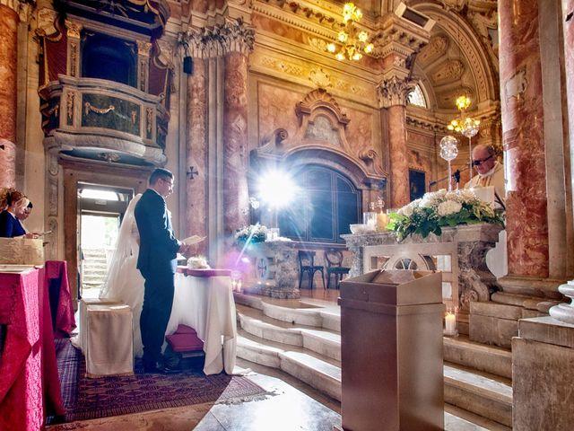 Il matrimonio di Cristian e Francesca a Carpenedolo, Brescia 37