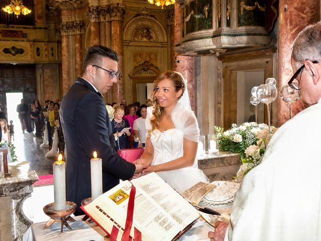 Il matrimonio di Cristian e Francesca a Carpenedolo, Brescia 38