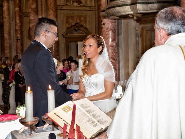 Il matrimonio di Cristian e Francesca a Carpenedolo, Brescia 39