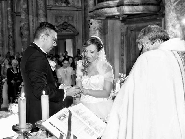 Il matrimonio di Cristian e Francesca a Carpenedolo, Brescia 40