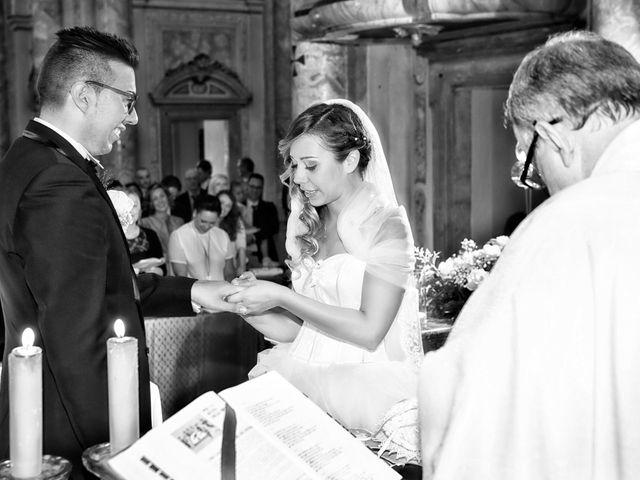 Il matrimonio di Cristian e Francesca a Carpenedolo, Brescia 41