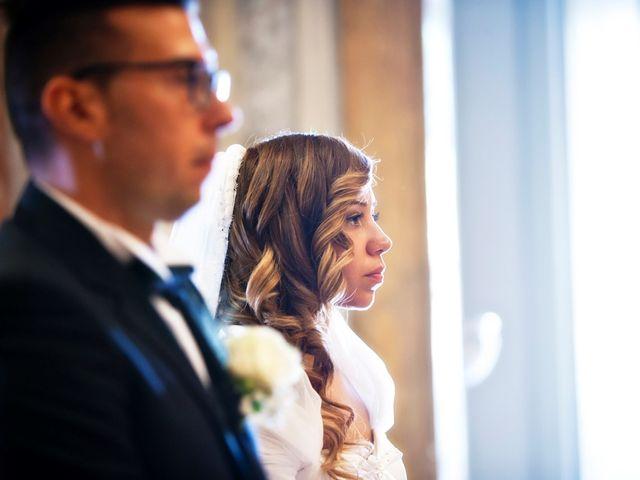 Il matrimonio di Cristian e Francesca a Carpenedolo, Brescia 43