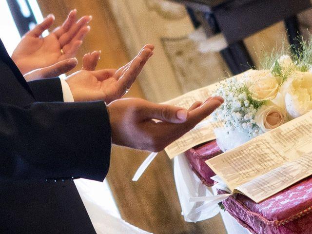 Il matrimonio di Cristian e Francesca a Carpenedolo, Brescia 45