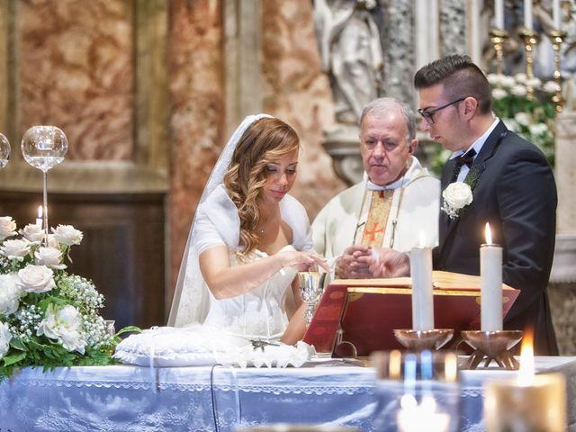 Il matrimonio di Cristian e Francesca a Carpenedolo, Brescia 46