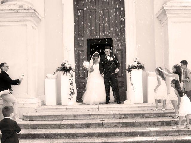 Il matrimonio di Cristian e Francesca a Carpenedolo, Brescia 50